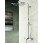 SuperPris! Grohe Rainshower Systems 400 Duschsystem med termostat 27174001
