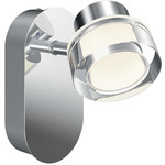 LjusREA! Philips myBathroom Resort spotlight 4,5W krom