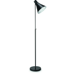 SuperREA! Philips myLiving Drin Golvlampa Svart 1X42W E27 IP20