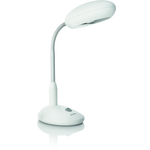 SpecialPriser! Philips myHomeOffice Bordslampa Vit 1X11W E27 IP20
