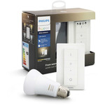 LjusREA! Philips Hue White Ambiance LED-smart lampa E27 10,5W + dimmer