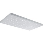 Super-REA! Trio LED-takarmatur Titus 45x600x1100mm vit