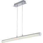 Trio LED-hängarmatur Leia 1500x1000x90 mm krom